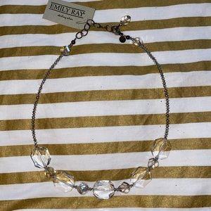 Emily Ray Swarovski Crystal Necklace
